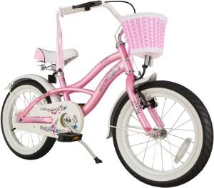 bikestar 16 zoll glamour pink