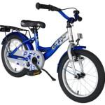 Kinderfahrrad 18 Zoll Bikestar in Blau
