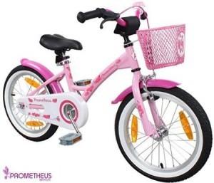 Pinkes Kinderrad von Prometheus