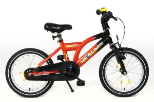 Rotes 16 Zoll Fahrrad von Mifa