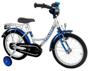 Polizei Fahrrad 16 Zoll von Bachtenkirch