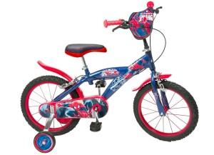 Fahrrad mit Stuetzraedern von Disney