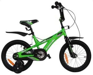 Kinderfahrrad von Kawasaki Dirt in Grün